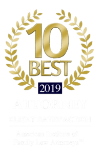 American Institute of Family Law Attorneys 2019 Best Attorney