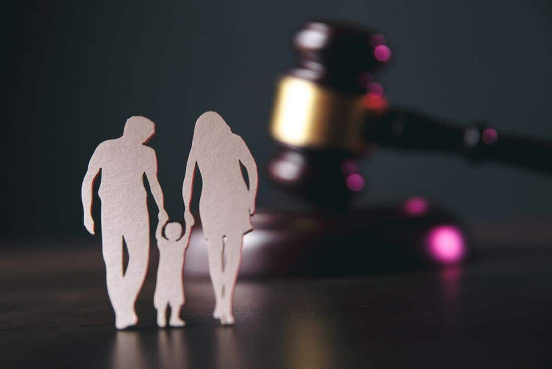 Prepare Yourself for Your Child-Custody Hearing