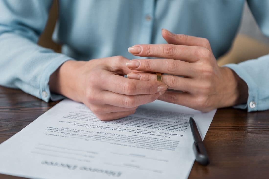 Must-Know Steps in the Divorce Process