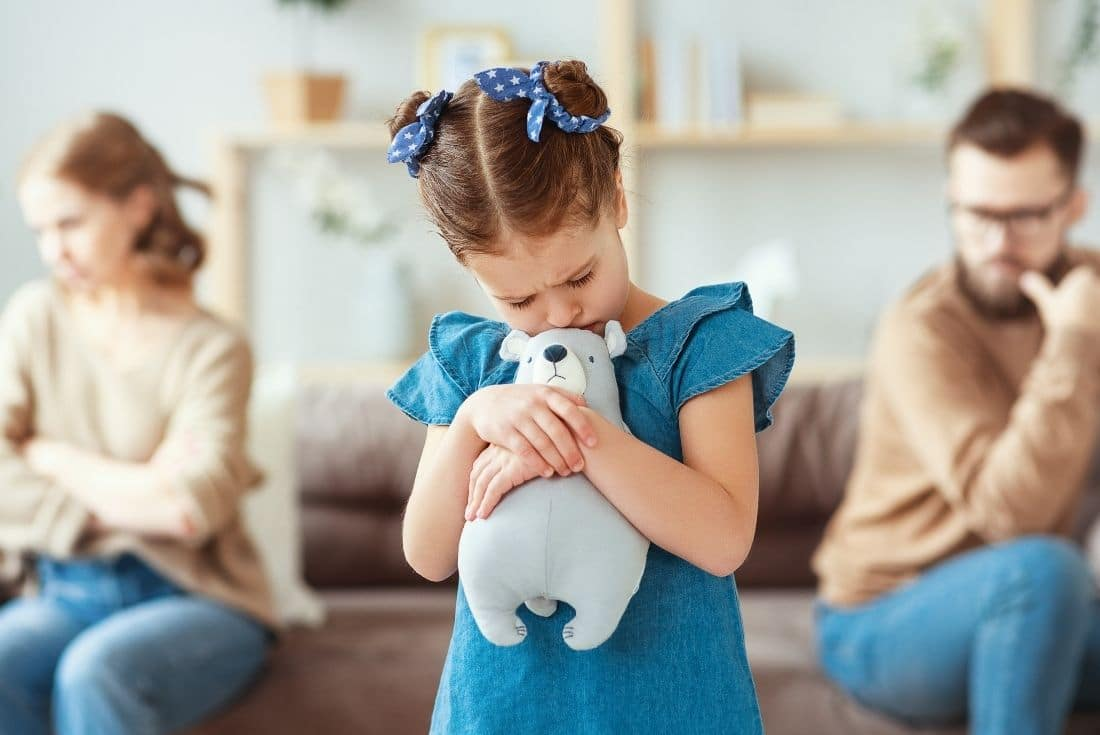 The Emotional Impact of Divorce on Children