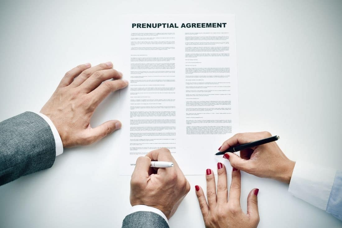 Things to Know About a Prenuptial Agreement