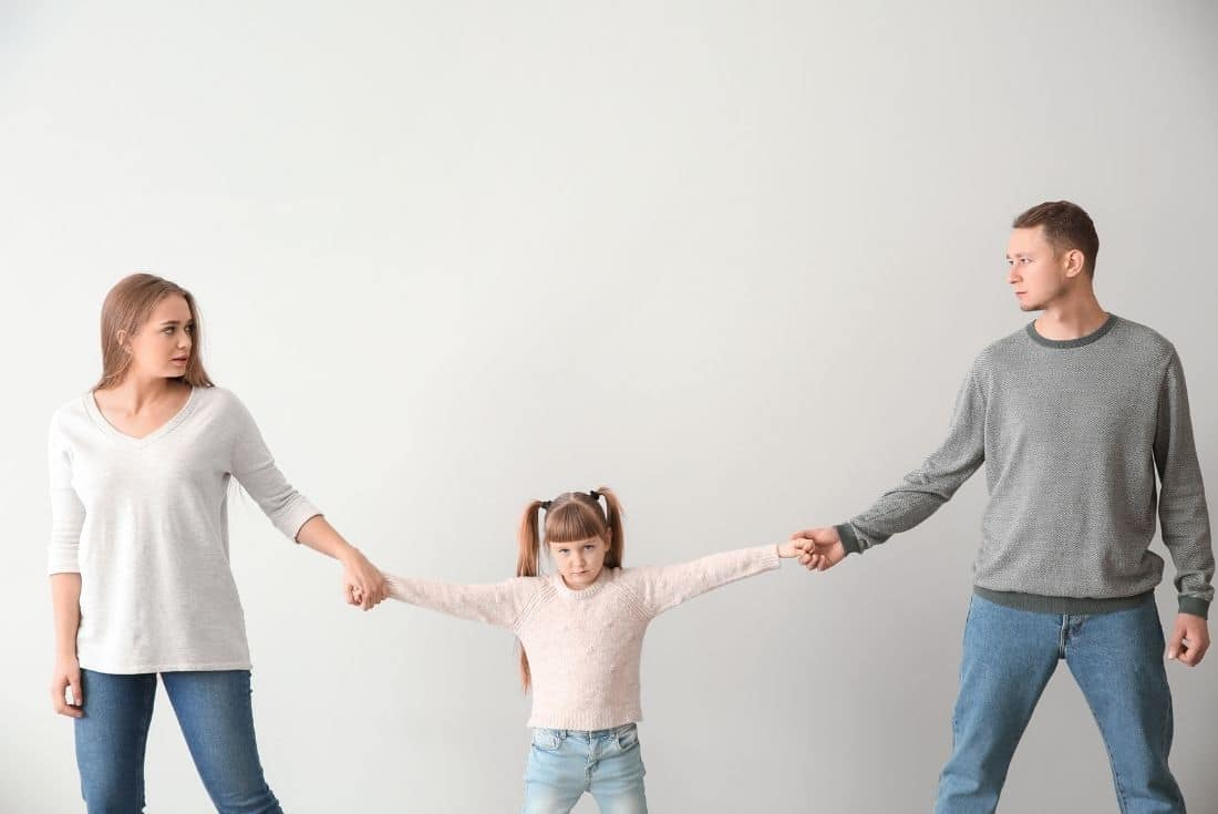 The Difference Between Custody and Parentage